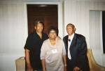 Howard B. Ervin, Sharon Rhodes, James Burr